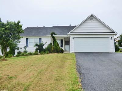Wythe County Single Family Home For Sale: 335 Pleasant View Drive