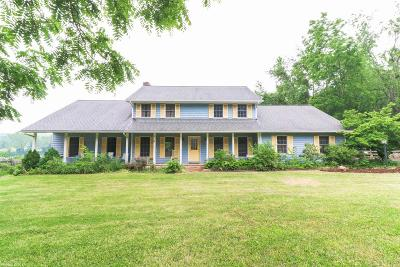 Pulaski County Single Family Home For Sale: 6890 Hazel Hollow Road