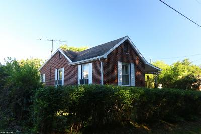 Floyd County Single Family Home For Sale: 308 Newtown Road