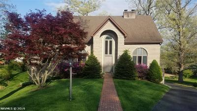 Blacksburg VA Single Family Home For Sale: $739,500