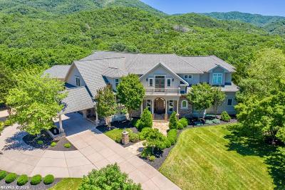 Blacksburg VA Single Family Home For Sale: $2,200,000