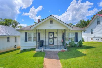Pulaski VA Single Family Home For Sale: $49,900