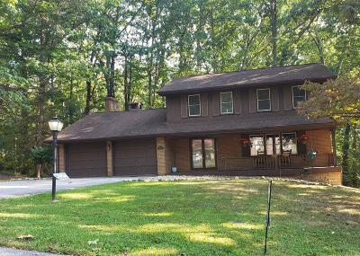 Christiansburg Single Family Home For Sale: 1035 Chestnut Drive