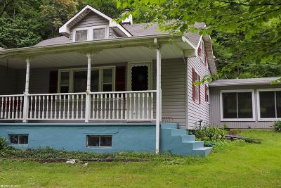 Montgomery County Single Family Home For Sale: 2837 Shawsville Pike