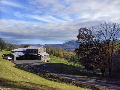Roanoke VA Single Family Home For Sale: $1,195,000