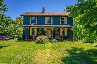 Wythe County Single Family Home For Sale: 115 W Withers Road