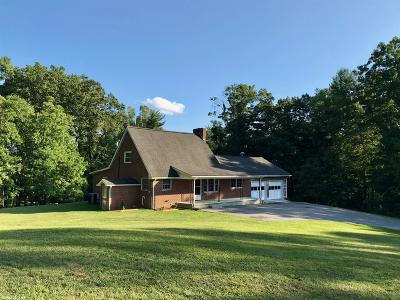 Floyd County Single Family Home For Sale: 644 Daniels Run Road