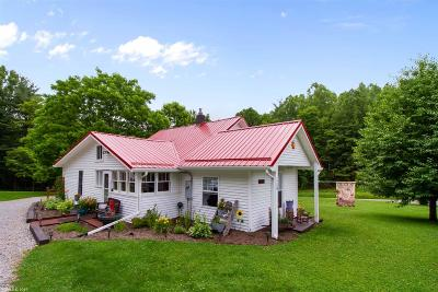 Floyd County Single Family Home For Sale: 115 Halls Store Road
