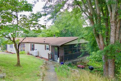 Montgomery County Single Family Home For Sale: 2541 Paris Mt Road