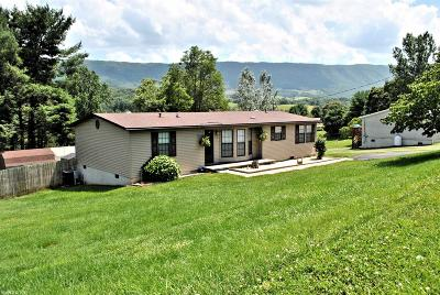 Giles County Single Family Home For Sale: 136 Porter Street