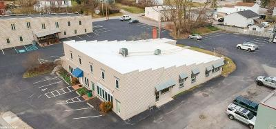 Christiansburg Commercial For Sale: 930 Cambria Street