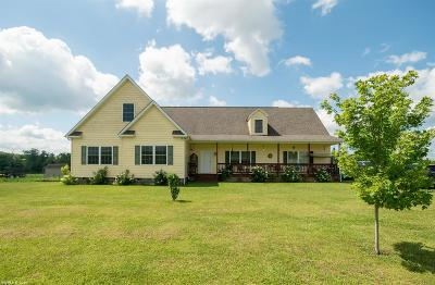 Wythe County Single Family Home For Sale: 1157 Fort Chiswell Road