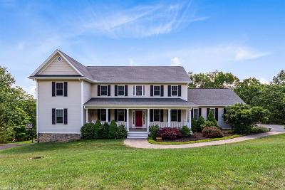 Blacksburg Single Family Home For Sale: 3470 Evergreen Trail