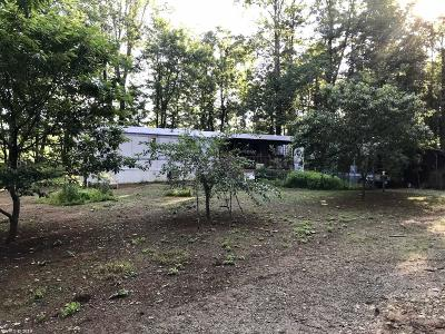 Floyd County Single Family Home For Sale: Hope Road