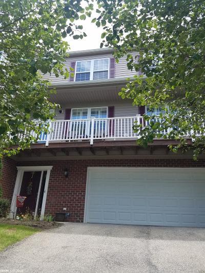 Christiansburg Rental For Rent: 480 Oak Tree Boulevard