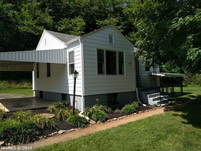 Shawsville Single Family Home For Sale: 2681 Crown Road