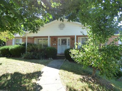 Wythe County Single Family Home For Sale: 875 N 18th Street