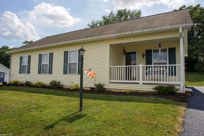 Single Family Home For Sale: 5649 Pine Grove Drive