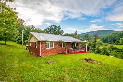 Wythe County Single Family Home For Sale: 223 Fox Den Road