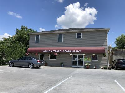 Radford Commercial For Sale: 1126 W. Main Street