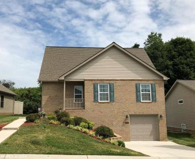 Christiansburg VA Single Family Home For Sale: $249,900