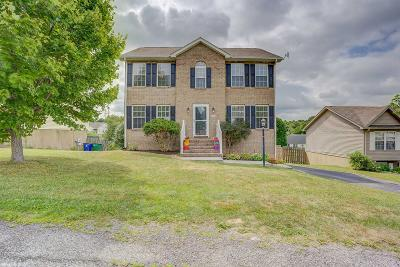 Christiansburg VA Single Family Home For Sale: $254,900