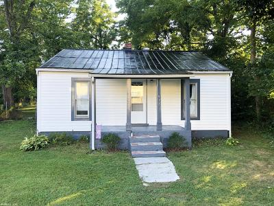 Blacksburg VA Single Family Home For Sale: $199,900