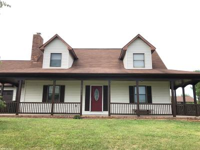 Pulaski County Single Family Home For Sale: 3874 Bainbridge Drive