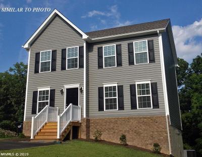 Christiansburg Single Family Home For Sale: 310 Diamond Avenue