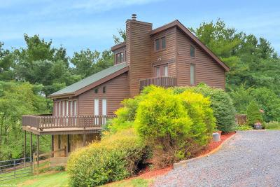 Christiansburg Single Family Home For Sale: 1893 Mud Pike Road