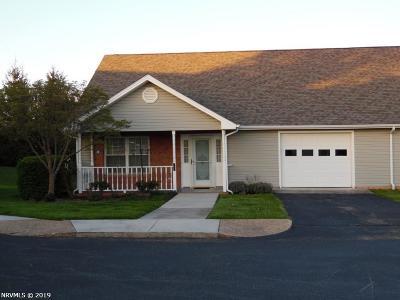 Christiansburg Condo/Townhouse For Sale: 230 Wheatland Court