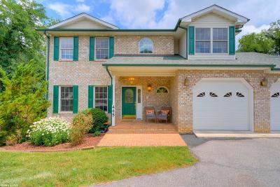 Christiansburg Single Family Home For Sale: 445 Diamond Crest Court