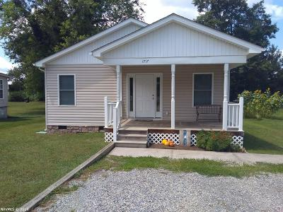 Radford Single Family Home For Sale: 1717 2nd Street