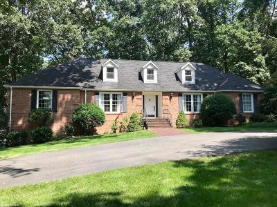 Wythe County Single Family Home For Sale: 880 Mountain View Drive