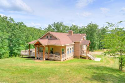 Radford Single Family Home For Sale: 1386 Indian Valley Road