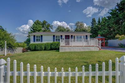 Christiansburg Single Family Home For Sale: 1365 Dow Street