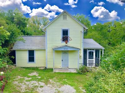 Radford Single Family Home For Sale: 6323 Church Street