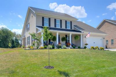 Radford Single Family Home For Sale: 6255 Harbour Town Drive