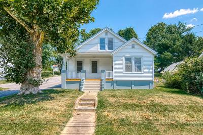 Single Family Home For Sale: 2020 West Main Street