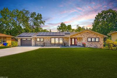 Blacksburg Single Family Home For Sale: 620 Woodland Drive