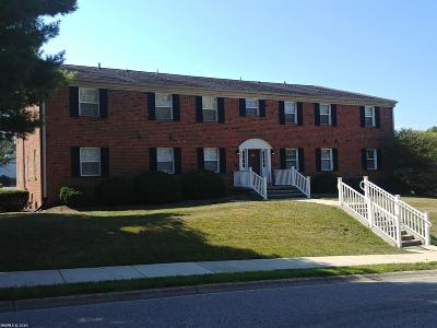 Blacksburg Condo/Townhouse For Sale: 370 New Kent Road