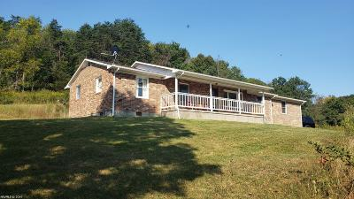 Single Family Home For Sale: 7982 Blue Lick Road