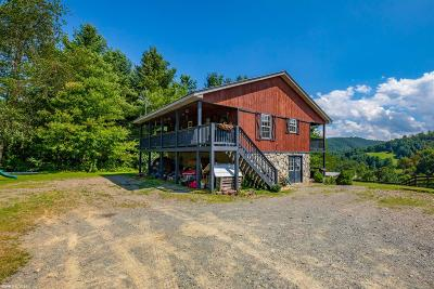 Single Family Home For Sale: 5305 Spring Valley Road