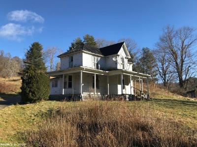 Floyd County Single Family Home For Sale: 9114 Twin Falls Road