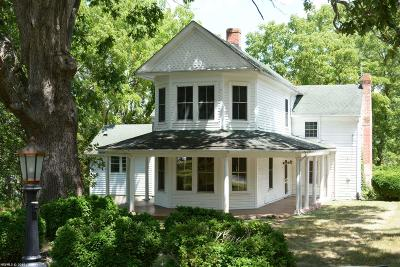 Single Family Home For Sale: 101 Mount Tabor Road