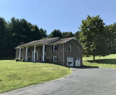 Floyd County Single Family Home For Sale: 878 Shooting Creek Road