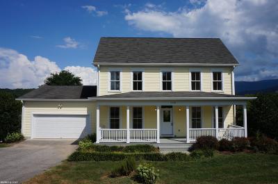 Elliston VA Single Family Home For Sale: $379,900