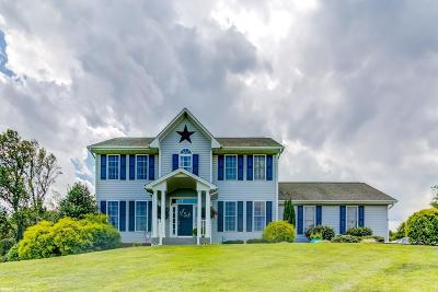Single Family Home For Sale: 1861 Country Club Road