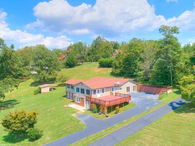 Radford Single Family Home For Sale: 6722 Lake Drive