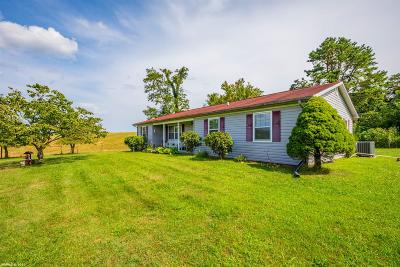 Single Family Home For Sale: 591 Danner Rd Road